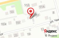 Схема проезда до компании Вектор Бизнеса и Права в Красноярске