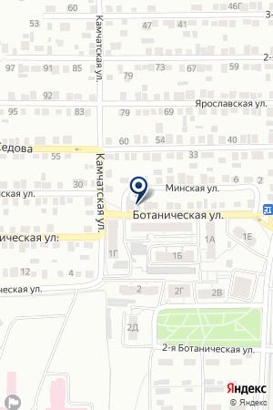 ИНТЕРНЕТ-КЛУБ ПУХОВА Н.А. на карте Красноярска