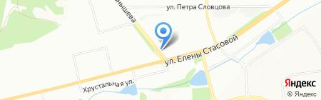 У Руслана на карте Красноярска
