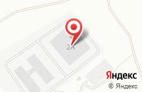 Схема проезда до компании Сибирские Продукты в Красноярске