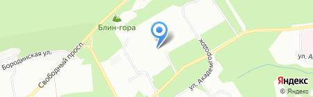 Польская мода на карте Красноярска