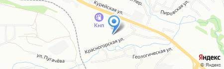 СК-Союз на карте Красноярска