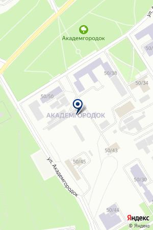 АССОЦИАЦИЯ ВИДЕОИГРЫ на карте Красноярска