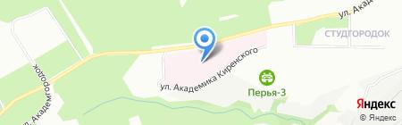 Домашняя аптека на карте Красноярска