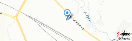 Фанерный мир на карте Красноярска