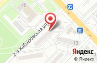 Схема проезда до компании Гранд-2000 в Красноярске