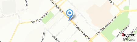 Stillisimo на карте Красноярска