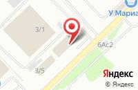 Схема проезда до компании Прогресс-Плюс в Красноярске