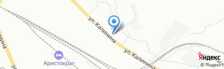 Сюрприз на карте Красноярска