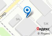 Восточно-Европейская промышленная компания на карте