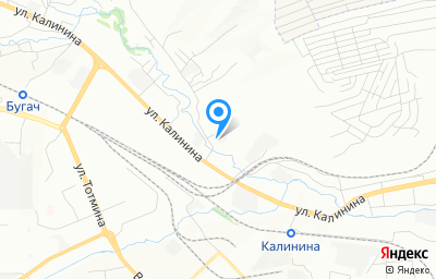 Местоположение на карте пункта техосмотра по адресу г Красноярск, ул Цимлянская, д 35Б, пом 2