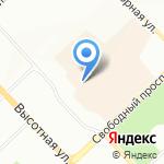 Crockid на карте Красноярска