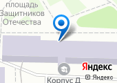 Центр повышения квалификации и переподготовки кадров в области безопасности жизнедеятельности, СФУ, Сибирский Федеральный Университет на карте