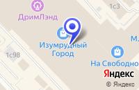 Схема проезда до компании КРЕДИТНОЕ АГЕНТСТВО СТОЛИЧНЫЙ ЭКСПРЕСС в Красноярске