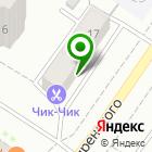 Местоположение компании Командор