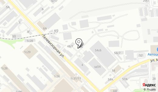 Едем-едем. Схема проезда в Красноярске