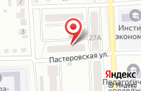 Схема проезда до компании Редакция Татарской Газеты «Нур» в Красноярске