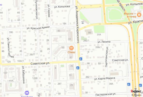 ЖК Николаевский