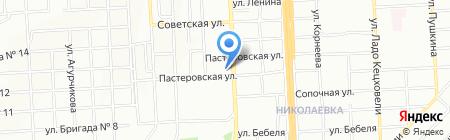 EMS Почта России на карте Красноярска