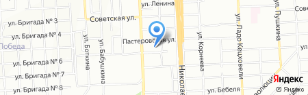 Детский сад №212 на карте Красноярска