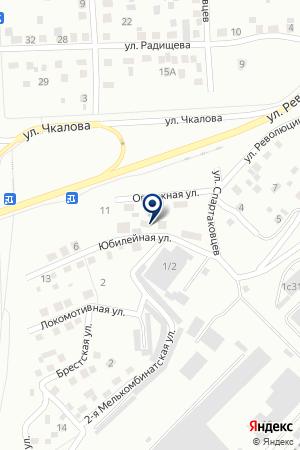 НЕВОНСКАЯ ДЕТСКАЯ ШКОЛА ИСКУССТВ на карте Красноярска
