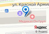 Медикал Он Груп-Красноярск на карте