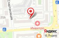 Схема проезда до компании  Редакция Литературного Журнала для Семейного Чтения  в Красноярске