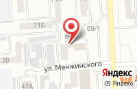 Схема проезда до компании Издательская Группа «Мэгазин» в Красноярске