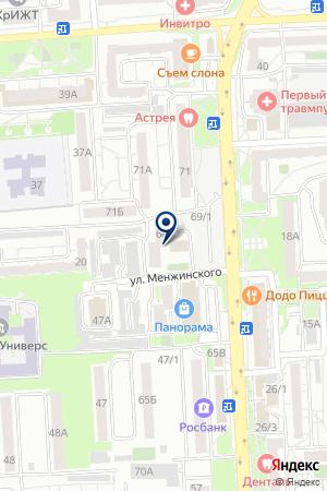 ТЕЛЕМАГАЗИН на карте Красноярска