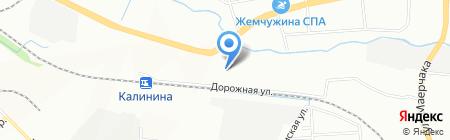 Всё включено! на карте Красноярска