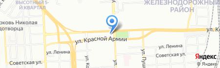 Банкомат АКБ Ланта-Банк на карте Красноярска