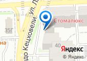 Меридиан Красноярск на карте