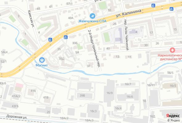 купить квартиру в ЖК на Калинина