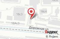 Схема проезда до компании Коралл в Красноярске