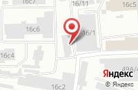 Схема проезда до компании Скан-Медиа в Красноярске