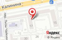 Схема проезда до компании Малахит в Иваново