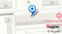Компания МАЭСТРО на карте