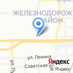 Красноярск-Дез Сервис на карте Красноярска
