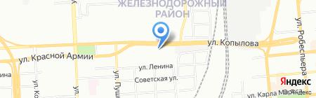 Современные бухгалтерские решения на карте Красноярска