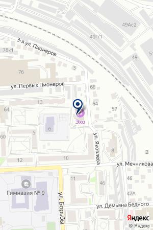 МАСТЕРСКАЯ РЕАЛ-СЕРВИС на карте Красноярска