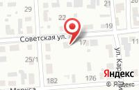 Схема проезда до компании ГОУ БОРОДИНСКИЙ ДЕТСКИЙ ДОМ в Бородино