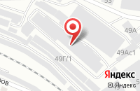 Схема проезда до компании Декор в Красноярске