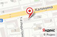 Схема проезда до компании Будь в мыле в Иваново