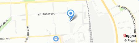 4 Солнца на карте Красноярска