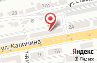 Схема проезда до компании Салон-ателье в Иваново
