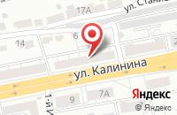 Схема проезда до компании Sweet Sara в Иваново