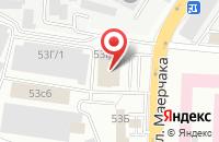 Схема проезда до компании Агросфера в Красноярске