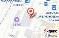 Схема проезда до компании Типография  в Красноярске