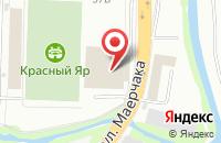 Схема проезда до компании Специализированная детско-юношеская спортивная школа олимпийского резерва  в Красноярске