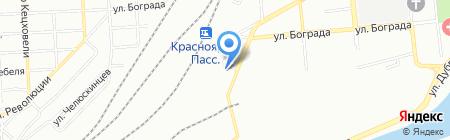 Бизнес-школа Натальи Лаврентьевой на карте Красноярска